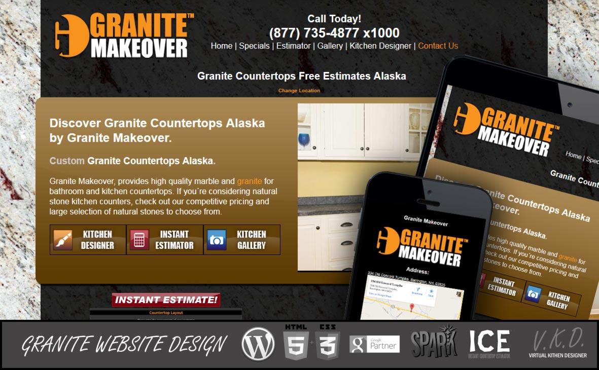 Granite Makeover –  National Brand