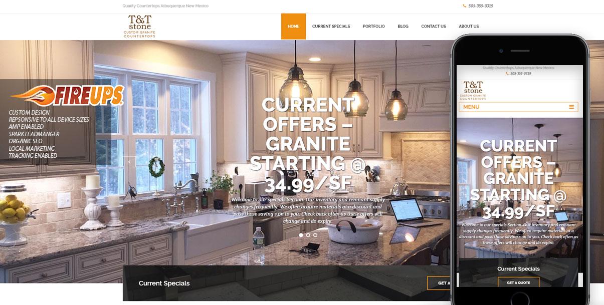 New Mexico – Website -Marketing