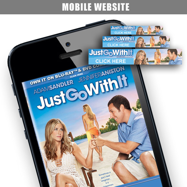 Just Go With it – Mobile Marketing