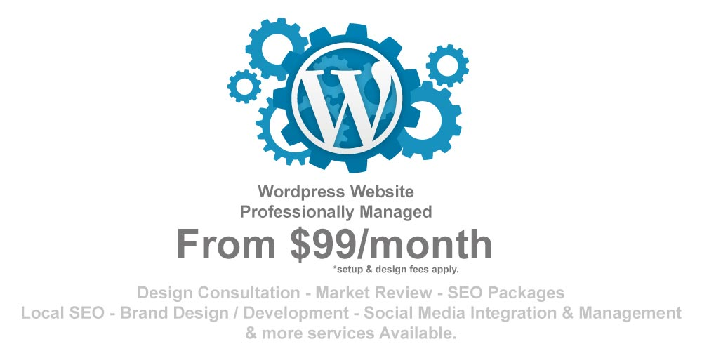 WordPress Websites Package